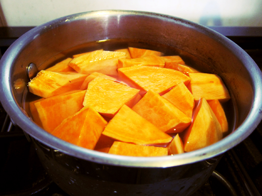 Boiling Yellow Squash For Baby Food