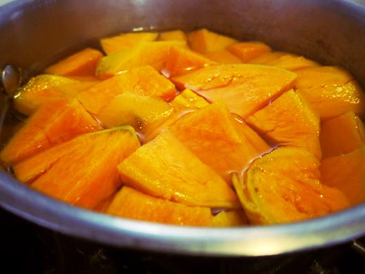 Preparing Yellow Squash For Baby Food