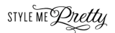 style me pretty logo