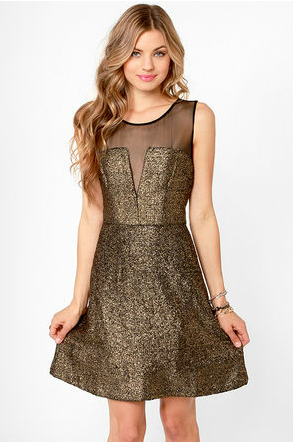 kristy's dress