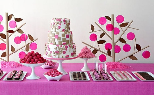 wedding dessert table5