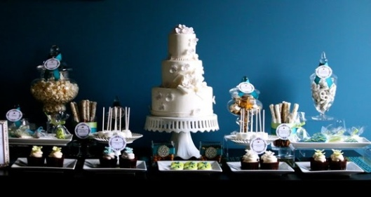 wedding dessert table8