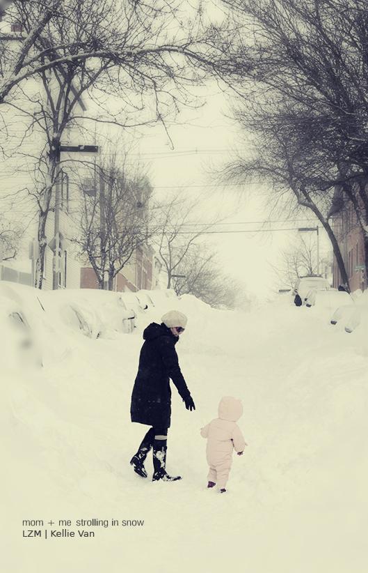 blizzard day