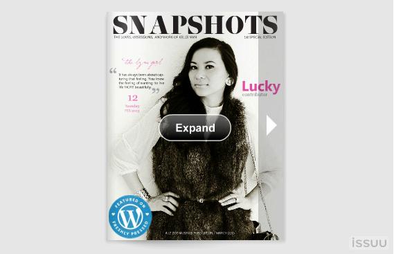 expand snapshots