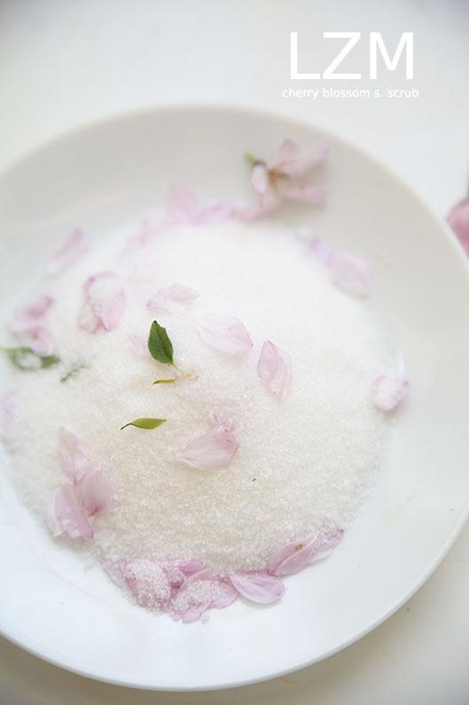 cherry blossom sugar scrub5