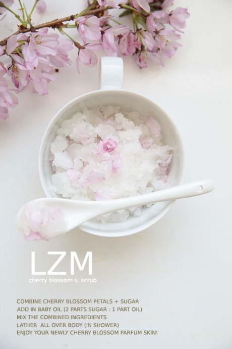 cherry blossom sugar scrub6