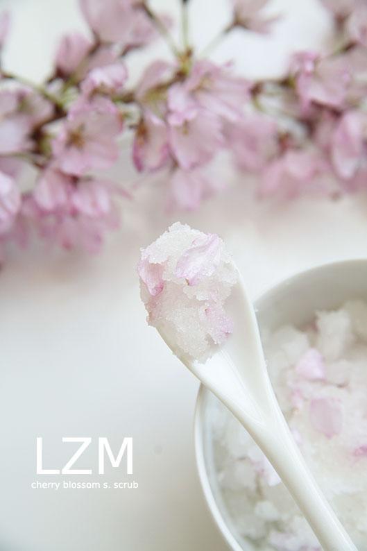 cherry blossom sugar scrub7