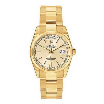 Rolex Oyster Perpetual Day-Date_GOLD_19.3k