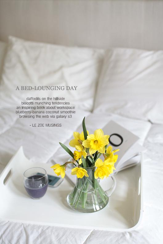 spring in bed