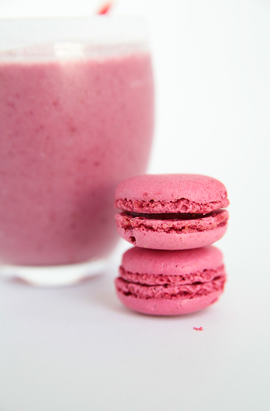 strawberry coconute smoothie4