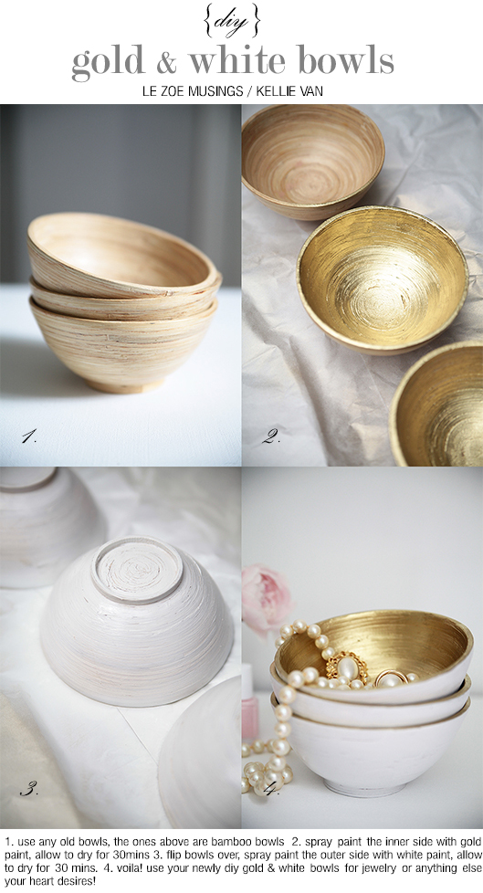 diy gold and white bowls5a