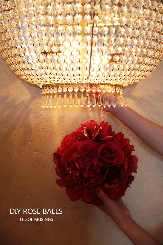 diy rose ball7