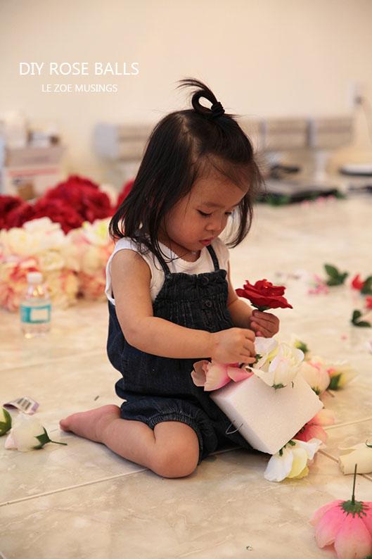 diy rose ball92