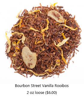 Bourbon tea giveaway