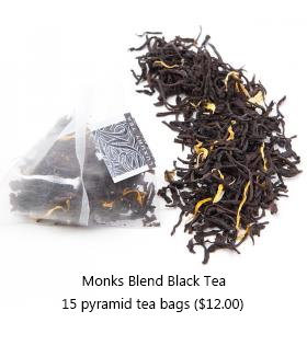 monks blend giveaway