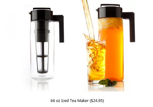 tea maker giveaway