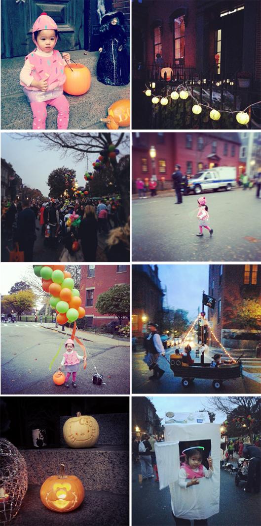 Halloween Instagram