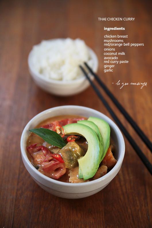 thai curry chicken 2