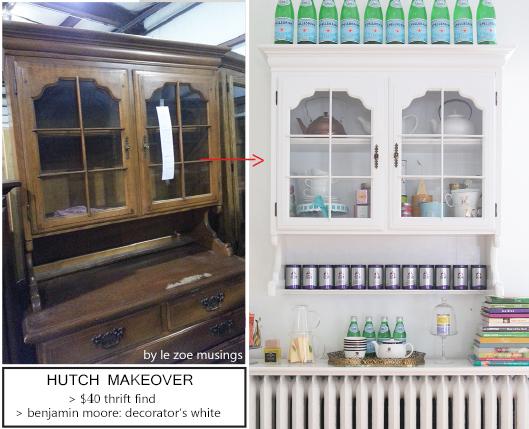 ts2 hutch makeover