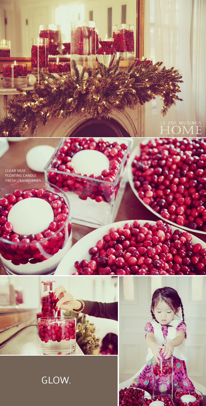 diy cranberry candles by le zoe musings 2
