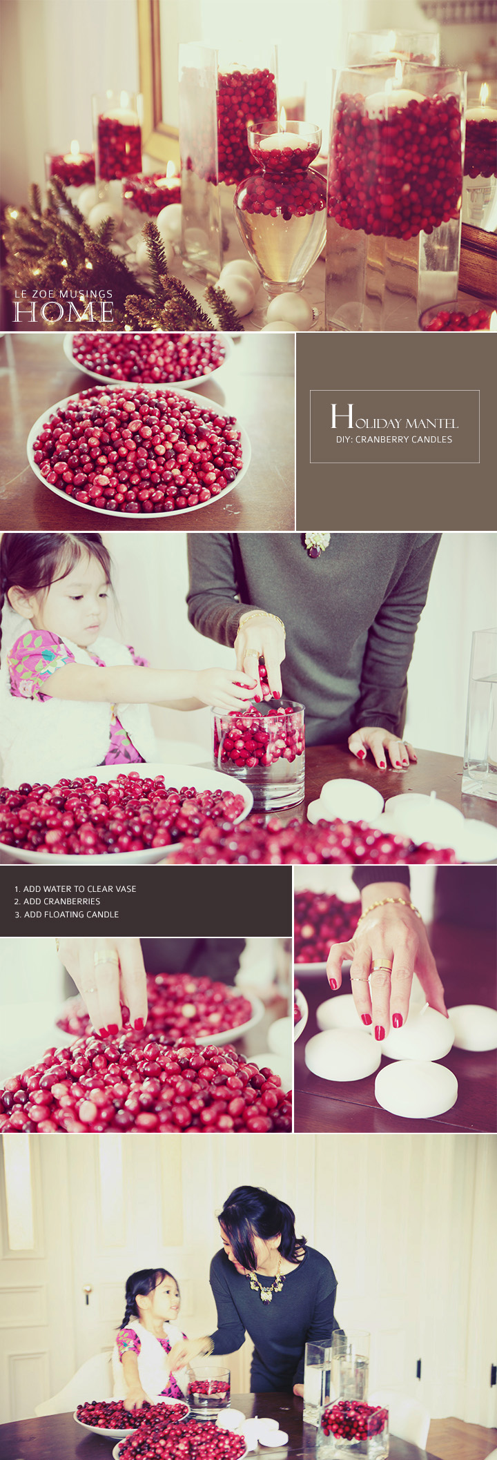 diy cranberry candles by le zoe musings 4