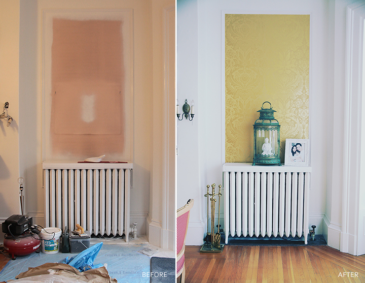 graham + brown wallpaper makeover by le zoe musings before_after3