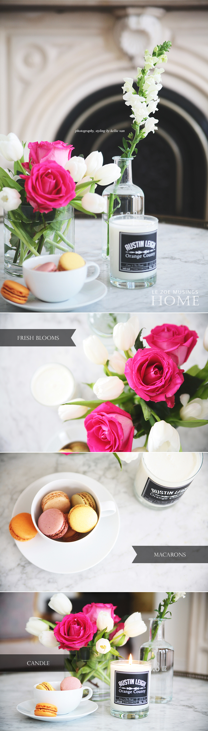 Spring-Ready Coffe Table 2by Le Zoe Musings