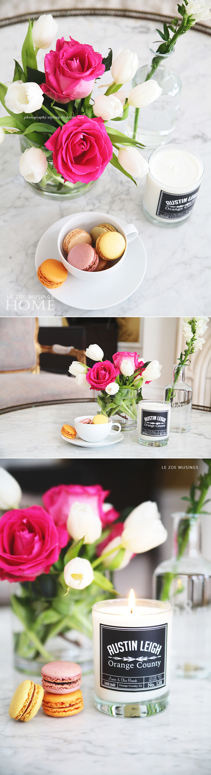 Spring-Ready Coffe Table 3 by Le Zoe Musings