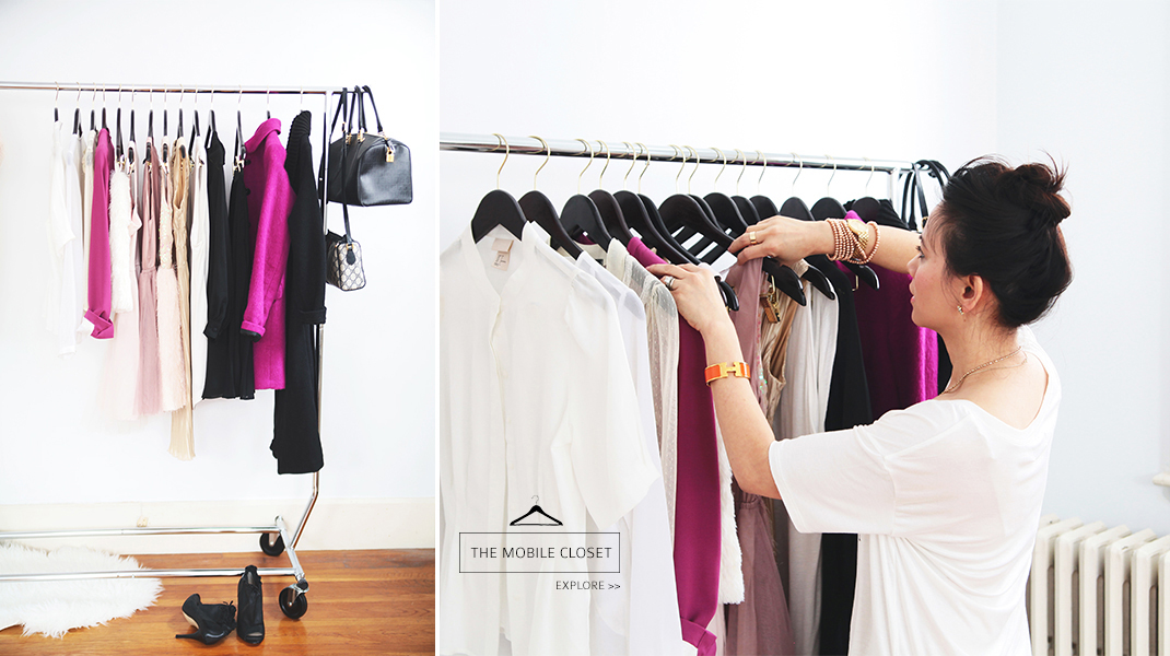 The Mobile Closet Banner by Le Zoe Musings