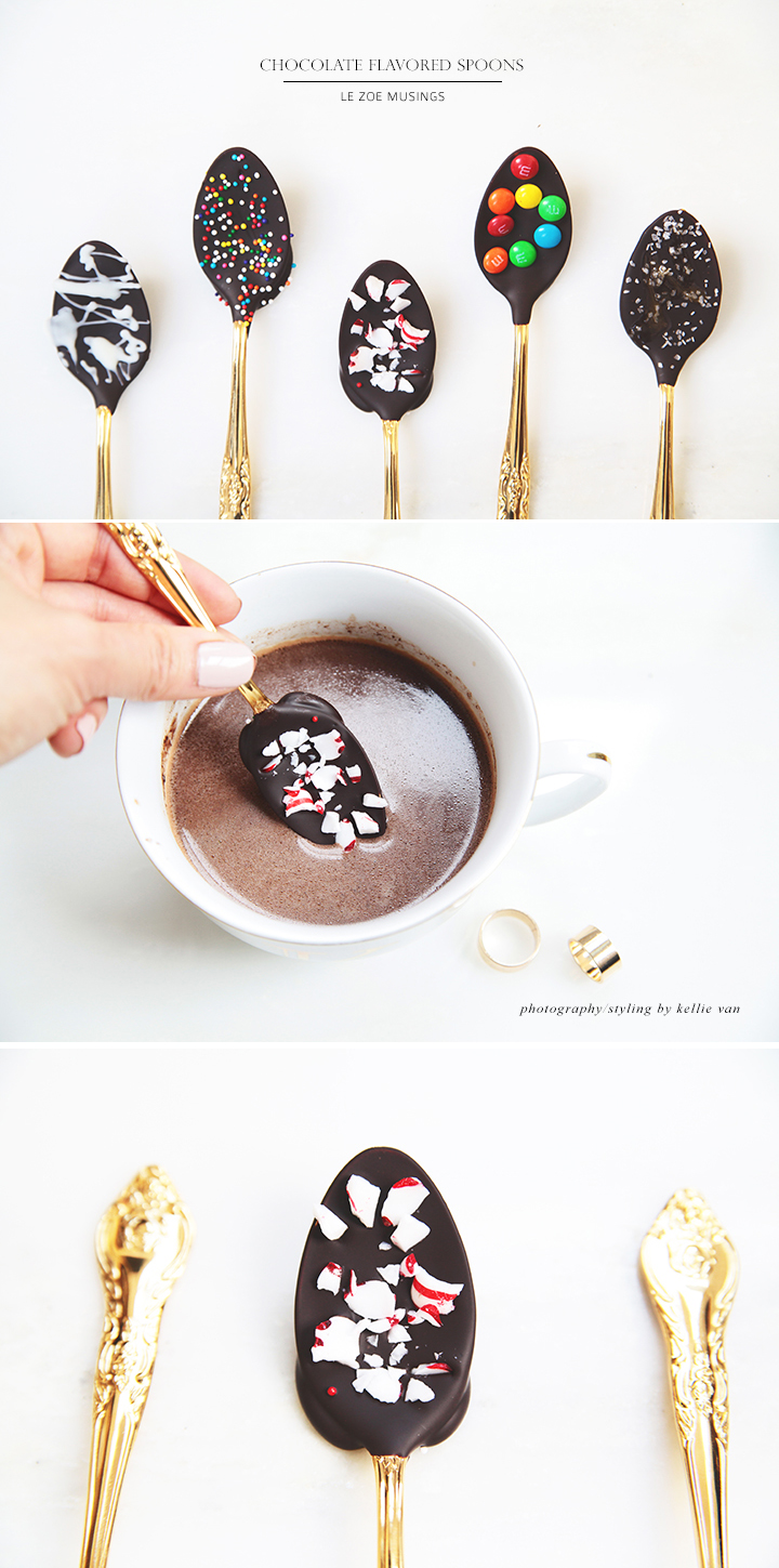 Chocolate Flavored Spoon by Le Zoe Musings_4