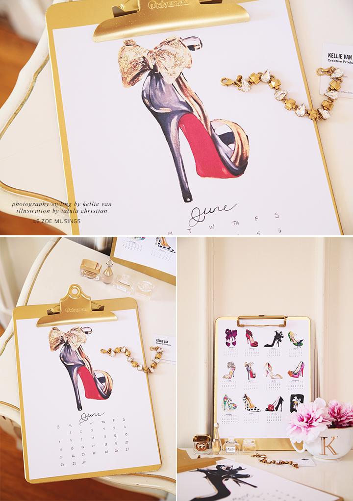 Clipboard Makeover by Kellie Van of Le Zoe Musings 5