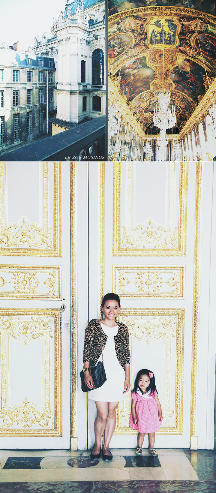 Palace of Versailles by Le Zoe Musings