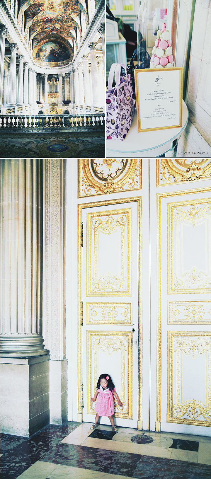Palace of Versailles by Le Zoe Musings2