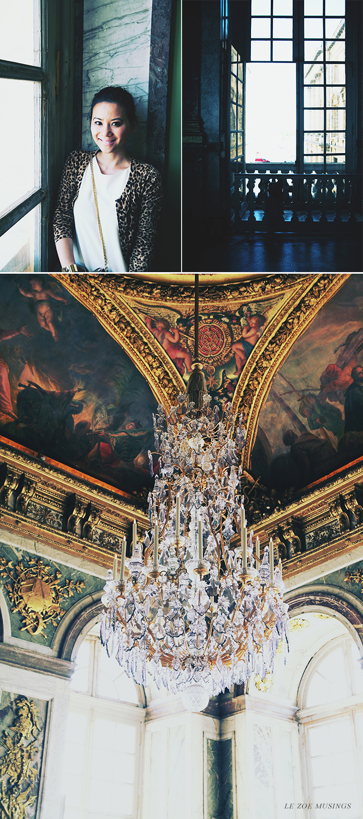 Palace of Versailles by Le Zoe Musings3