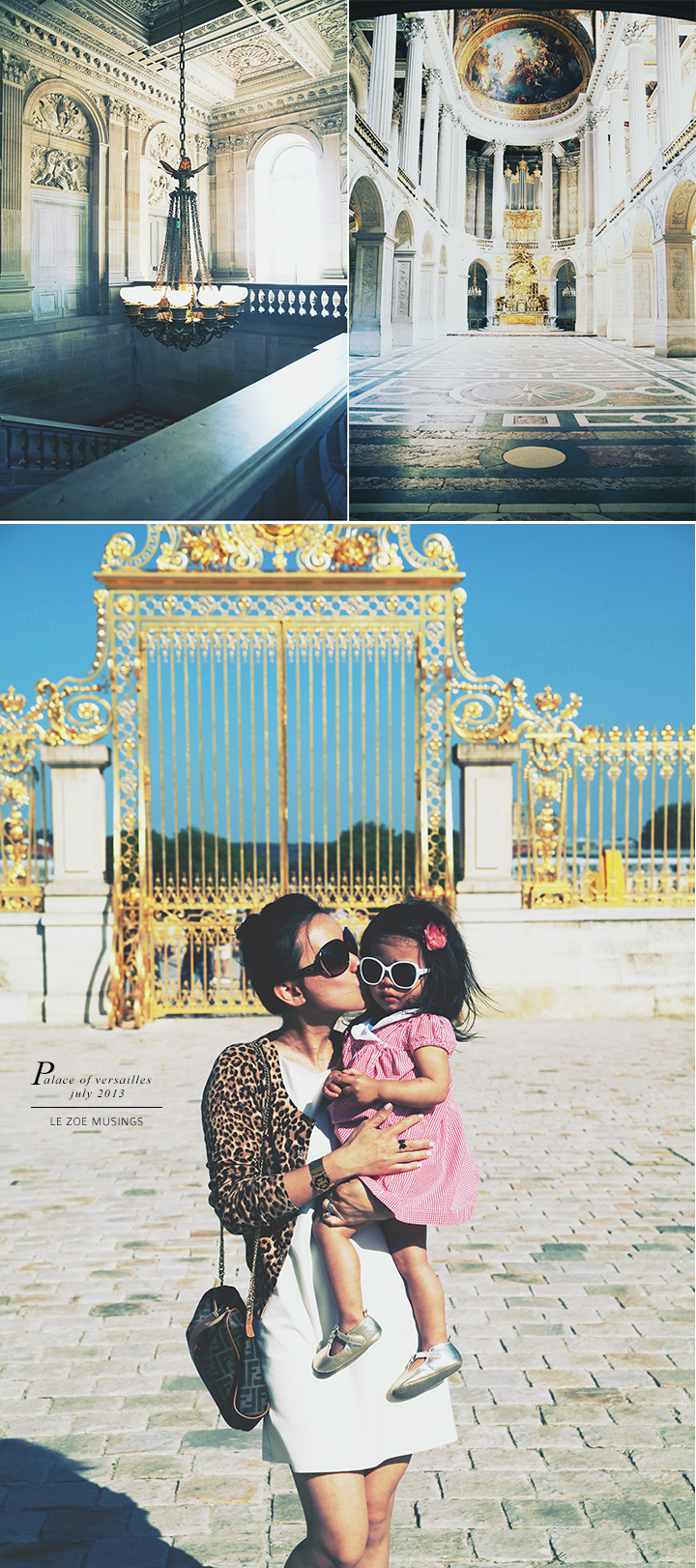 Palace of Versailles by Le Zoe Musings4