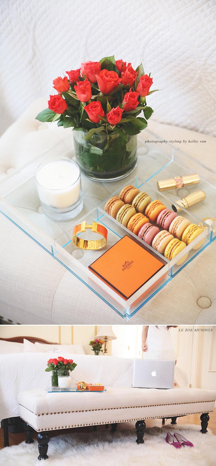 Bedroom bench_Le Zoe Musings5
