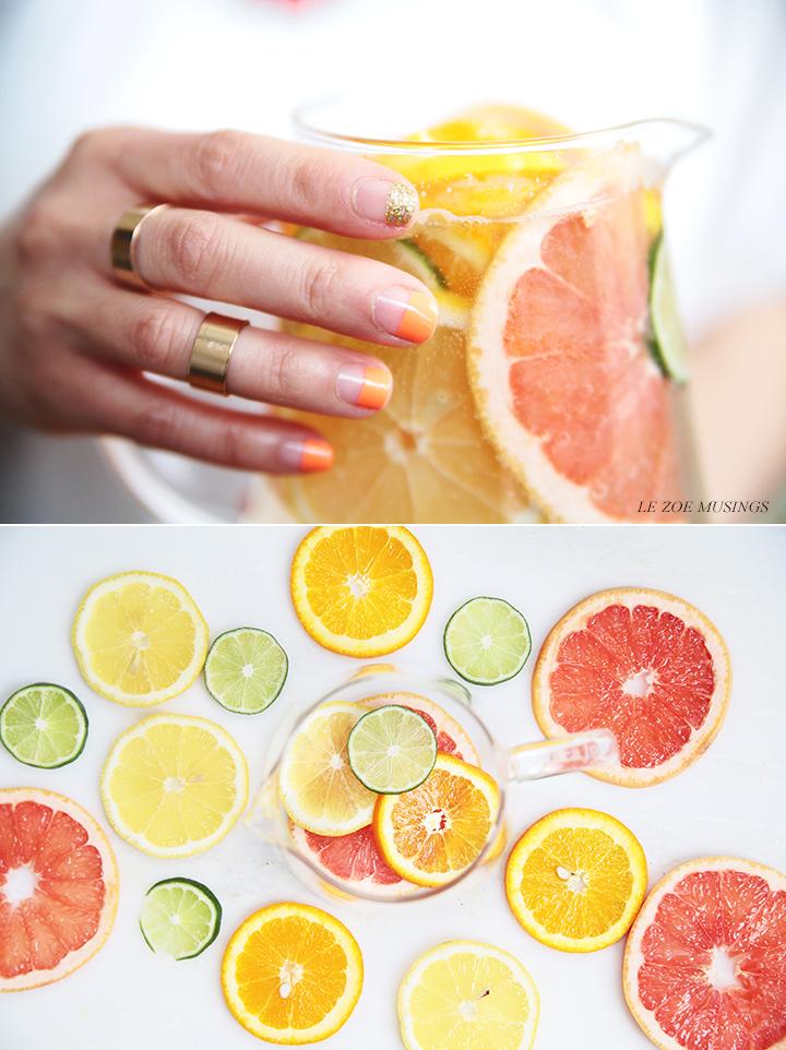 Citrus Coconut Soda_Le Zoe Musings 4