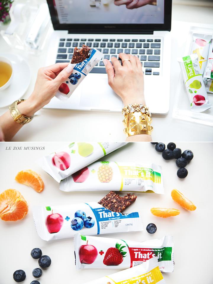 That's It Fruit Bars by Le Zoe Musings 4