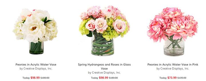 Diy Silk Floral Arrangements