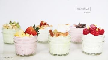 Yogurt 6 Ways_Le Zoe Musings_Banner