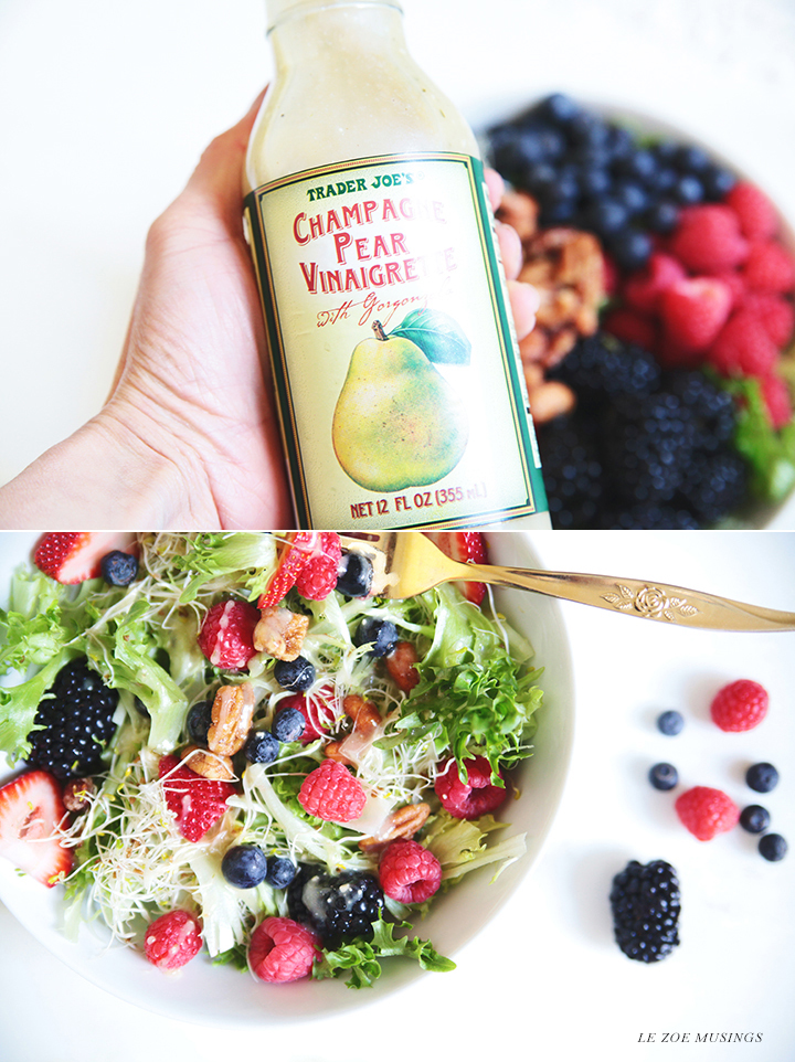 Berry Salad by Le Zoe Musings3