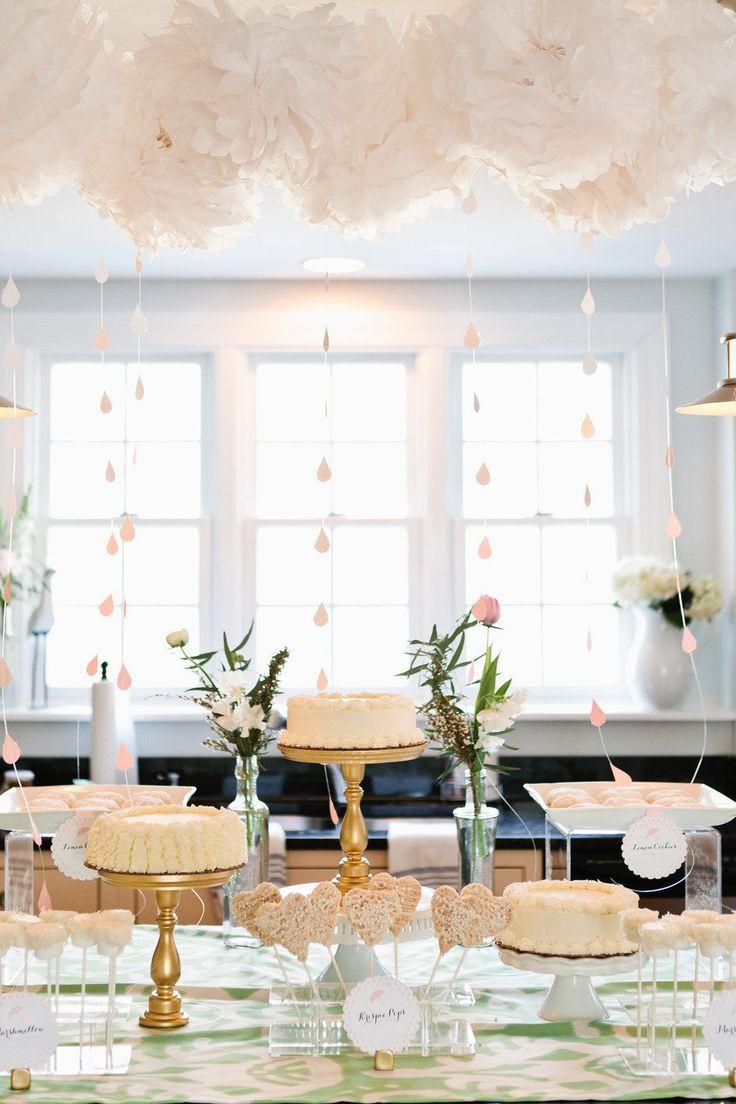 foto Inspiring Dessert Tables