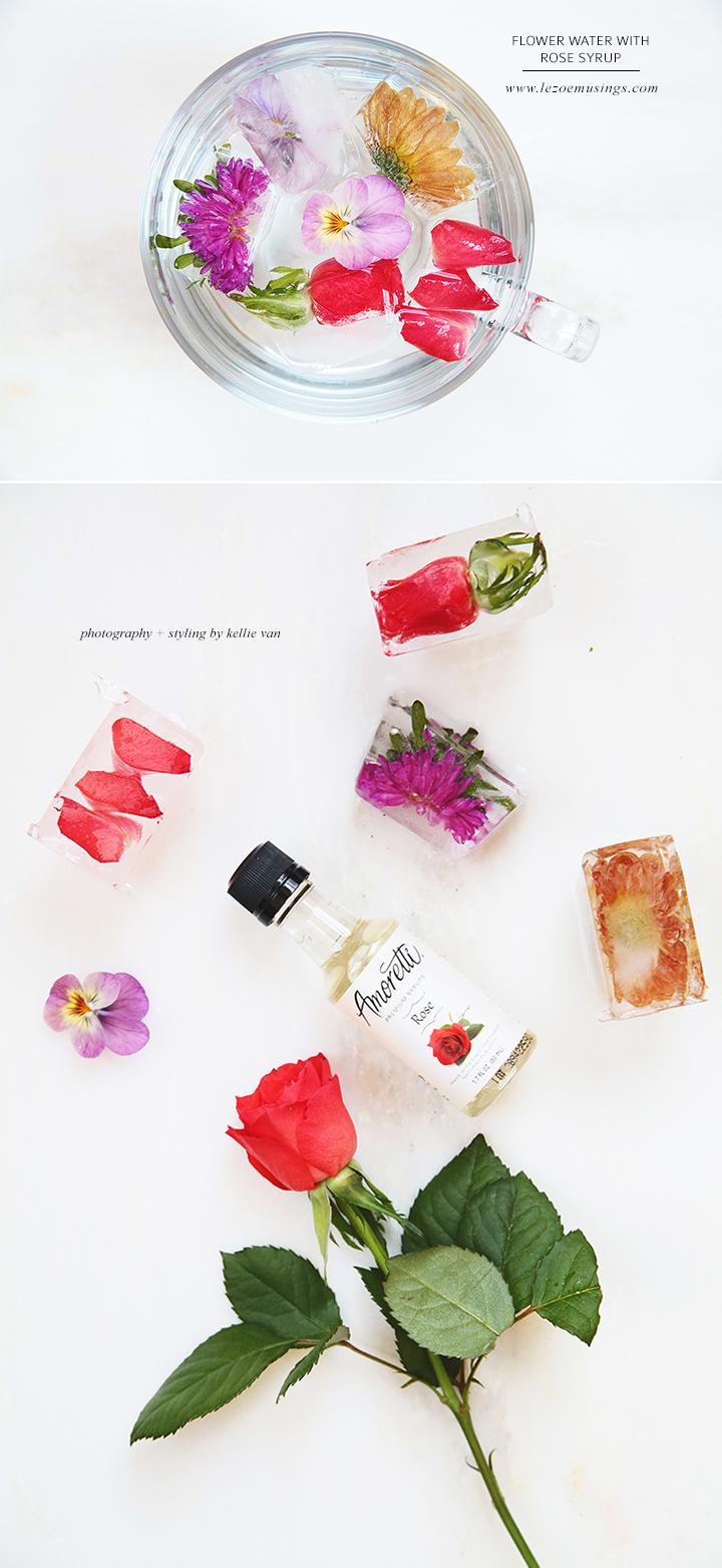 Flower Water By Le Zoe Musings