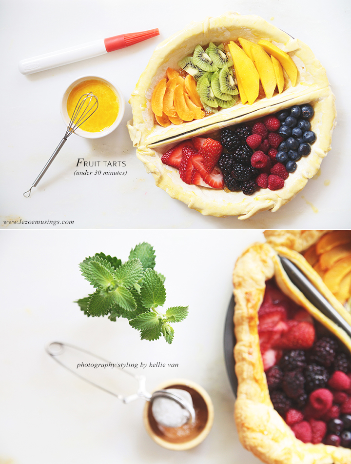 Fruit Tart by Le Zoe Musings 5