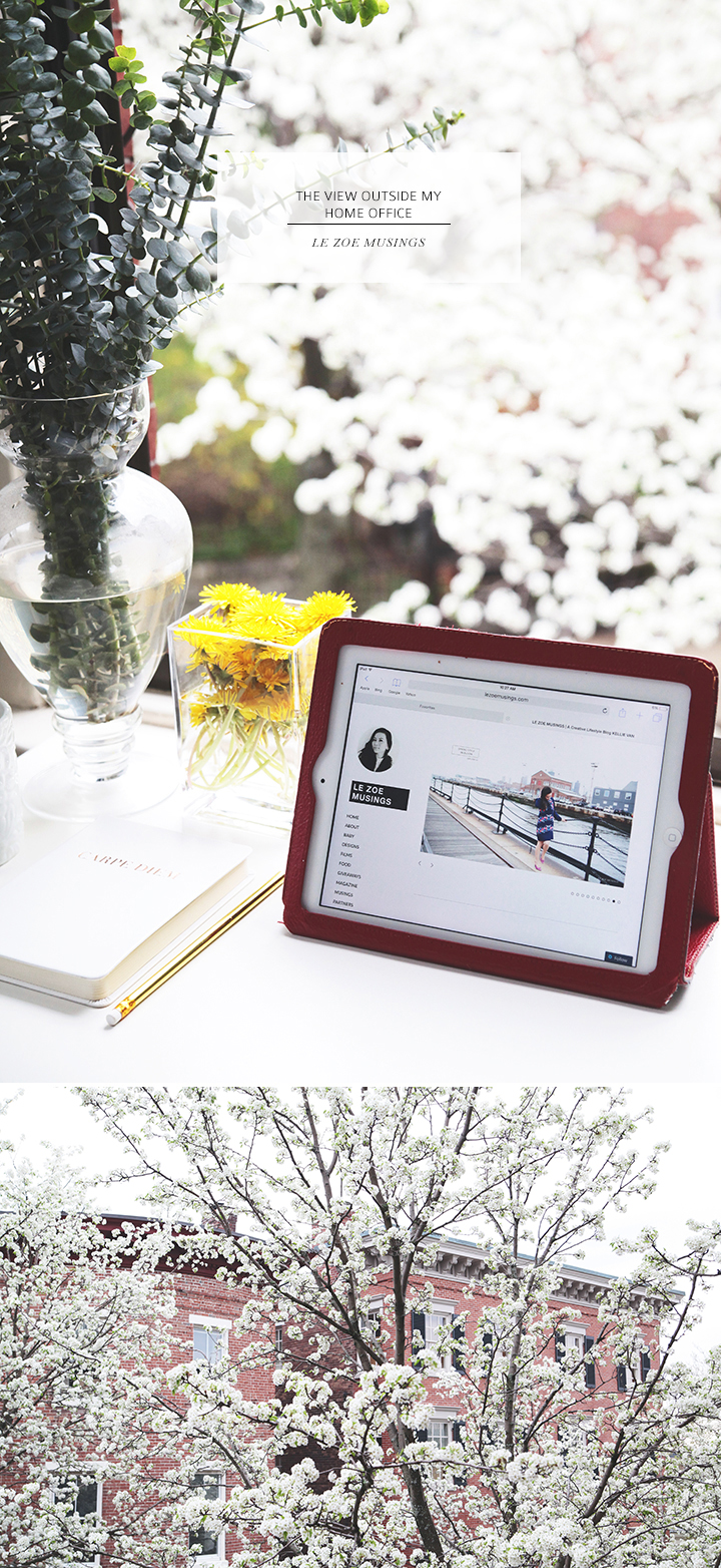Le Zoe Musings Home Office