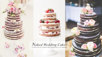 Naked Cakes by Le Zoe Musings Banner
