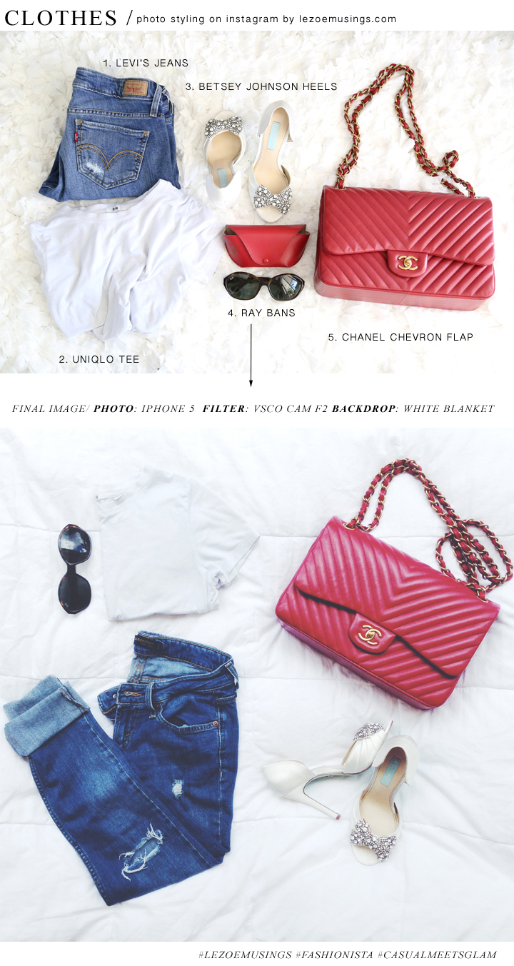 Clothes Instagram Photo Styling by Le Zoe Musings