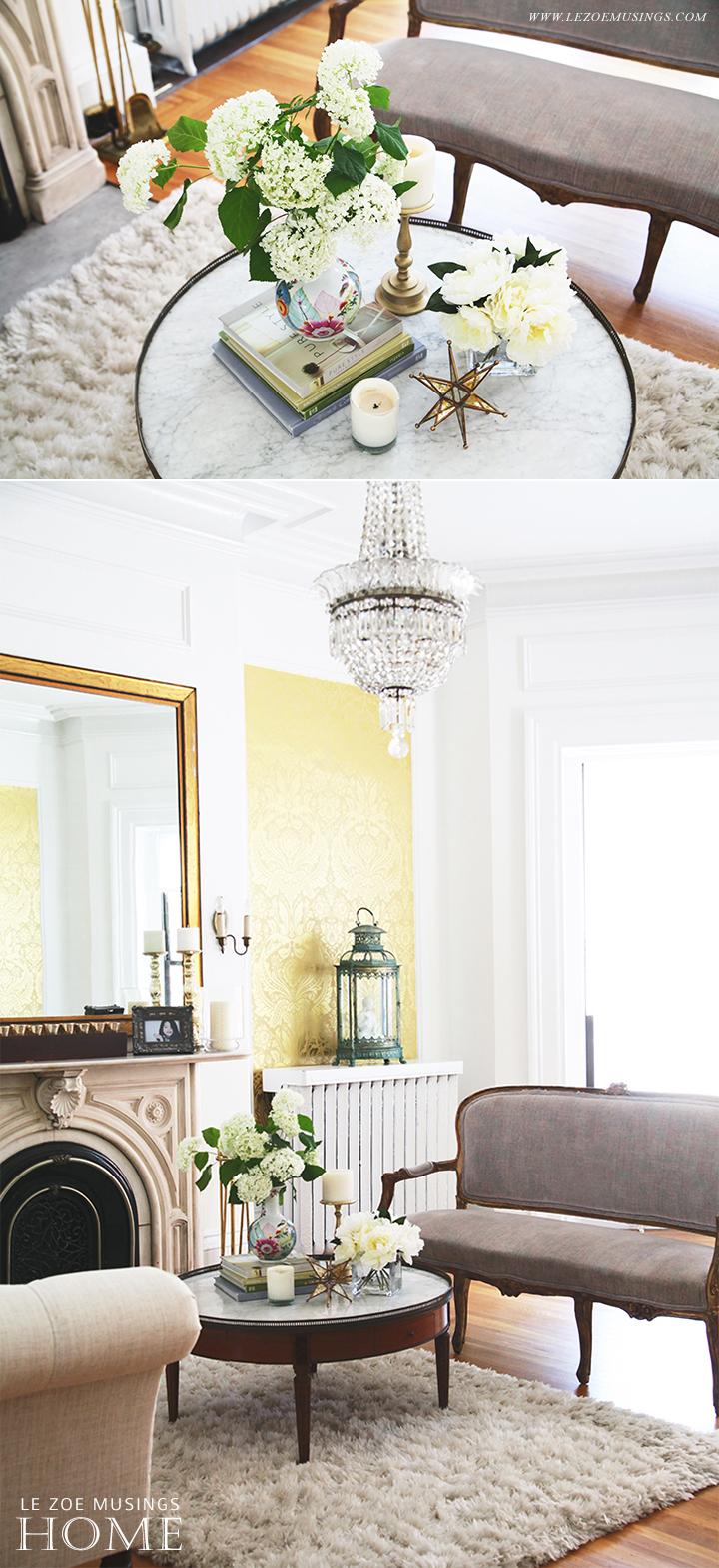 Living Room by Le Zoe Musings2