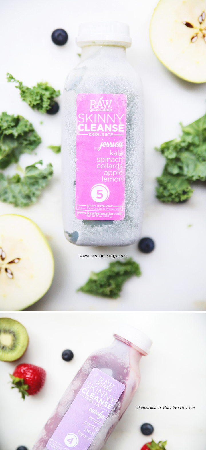 THE SKINNY CLEANSE BY LE ZOE MUSINGS 2