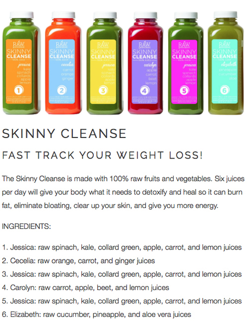 The Skinny Cleanse